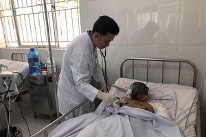 Vụ cháy xe bồn chở xăng dầu ở Bình Phước: Tài xế lái xe bồn bị bỏng 37%