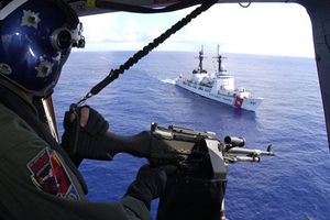 Tuần duyên: Binh chủng bận rộn nhất trong các lực lượng vũ trang Mỹ