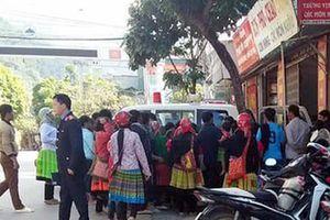 Chủ tịch thị trấn ở Sơn La lên tiếng về việc thiếu nữ Mông treo cổ chết trong nhà