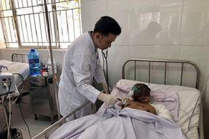 Vụ xe bồn bốc cháy làm 6 người chết ở Bình Phước: Tình hình sức khỏe nam tài xế ô tô