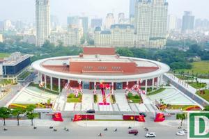 Bàn giao hoàn thiện công trình Cung hữu nghị Việt - Trung