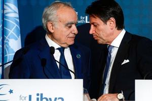'Khẩu vị'của hòa bình tại Libya