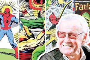 Chuyện ít biết về 'ông vua truyện tranh' Stan Lee
