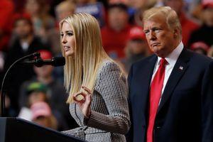 Con gái Tổng thống Trump sắp bị điều tra