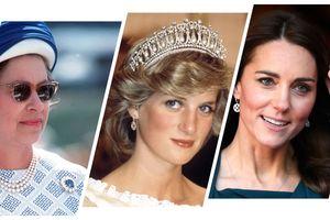 8 điều thú vị về bộ sưu tập nữ trang lộng lẫy của Hoàng gia Anh