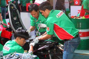 Thợ máy Việt Nam xuất sắc trở thành á quân khu vực châu Á - Thái Bình Dương
