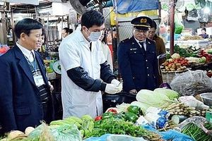 Hà Nội: Tăng cường hoạt động thanh tra, kiểm tra an toàn thực phẩm