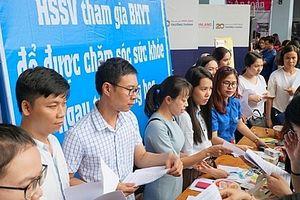 Bảo hiểm xã hội TP.HCM: Đẩy mạnh tuyên truyền BHYT học sinh, sinh viên