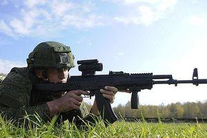 Trực tiếp thử nghiệm hai loại tiểu liên AK-12K và AK-15K