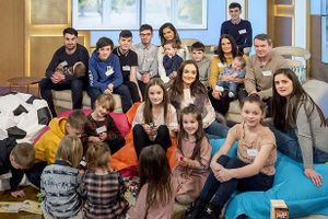 Gia đình lớn nhất nước Anh với 21 đứa con lên truyền hình gây sốc