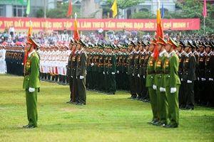 199 tướng công an thuộc các chức vụ, chức danh nào?