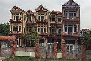 Loạn xây dựng biệt phủ ở Sóc Sơn: Đừng đổ lỗi cho dân!