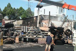 Tai nạn kinh hoàng tại Bình Phước: Xác định danh tính 6 người tử vong