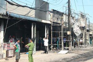Tai nạn xe bồn ở Bình Phước: Xót xa 4 thi thể nằm ôm nhau