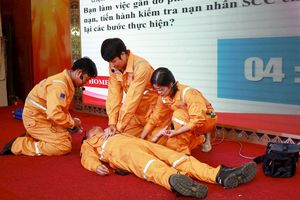 PV GAS nâng cao việc tuân thủ các quy định pháp luật trong công tác an toàn