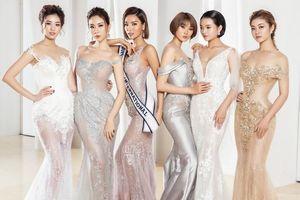 14 'Ngôi sao danh vọng' sẵn sàng chinh phục đấu trường sắc đẹp Thế giới