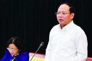Ban chấp hành Đảng bộ TP.HCM bỏ phiếu kỷ luật ông Tất Thành Cang