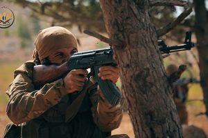 Xem lính đặc nhiệm phiến quân Syria khoe tài thực chiến