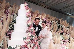 Hình ảnh xa hoa trong đám cưới của cặp 'trâm anh thế phiệt' nổi tiếng Malaysia
