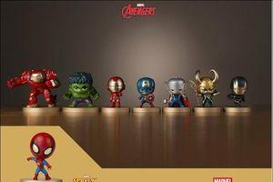 Xiaomi sắp làm mô hình các siêu anh hùng Avengers, giá thấp nhất 53 USD
