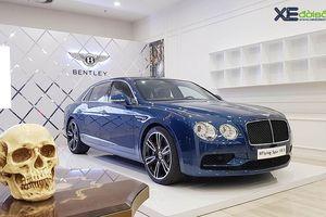 Bentley Flying Spur V8 S chính hãng đầu tiên Việt Nam, giá gần 17 tỉ đồng