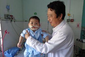 Tiền Giang: Cháu bé mắc căn bệnh… quên thở