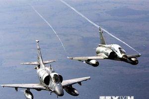 14 quốc gia đang tham gia tập trận không quân tại Brazil