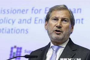 EU bày tỏ quan ngại về việc Thổ Nhĩ Kỳ giam giữ các nhà báo và học giả