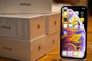 iPhone đang khiến giá cổ phiếu Apple rơi vào tình trạng hỗn loạn