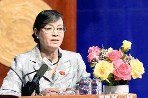 TP. HCM: Tập trung giải quyết quyền lợi của người dân Thủ Thiêm