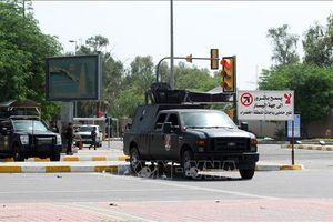 Iraq bắt đầu mở cửa Vùng Xanh
