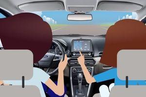 Lái xe một mình an toàn hơn khi có bạn đồng hành?