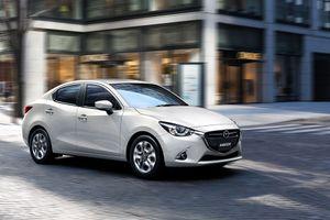 Điểm mới trên Mazda2 mới sắp ra mắt Việt Nam