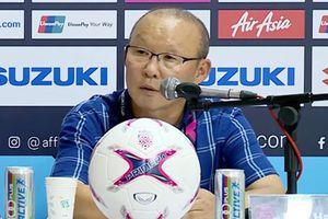 HLV Park Hang-seo sẽ khiếu nại bàn thắng của Văn Toàn?