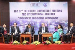 Đà Nẵng và CityNet bàn giải pháp đầu tư và phát triển đô thị