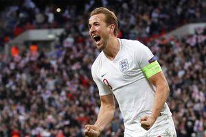 Sư tử non tuyển Anh gầm vang ở UEFA Nations League
