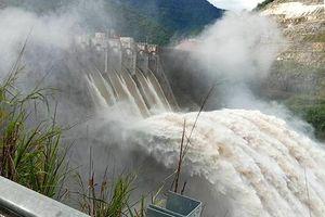 Liên ngành Nghệ An nói gì sau thanh tra 13 thủy điện xả lũ?