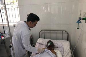 Sức khỏe tài xế xe bồn bị cháy ở Bình Phước hiện ra sao?