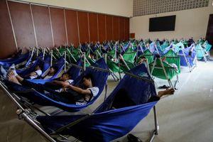 Trường đại học đầu tiên có khu nghỉ trưa cho sinh viên