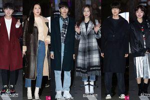 Liên hoan 'The Beauty Inside': Ahn Jae Hyun ngồi xổm tạo dáng, Lee Min Ki - Seo Hyun Jin đẹp đôi ở ngoài đời