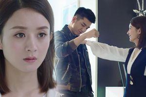 'Thời gian tươi đẹp của anh và em' tập 17 - 18: Kim Hạn cho người bảo vệ Triệu Lệ Dĩnh, nguyện cùng cô đi đến già