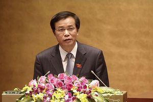 Từ vị nữ Trung tướng công an đầu tiên, nghĩ về phát biểu của ông Lưu Bình Nhưỡng