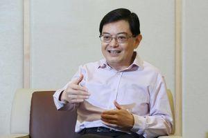 Lộ diện ứng viên 'thế hệ 4G' có thể kế nhiệm Thủ tướng Singapore Lý Hiển Long