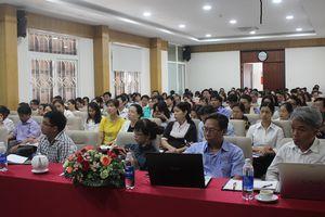 65 đơn vị tham gia tập huấn về giao dịch điện tử