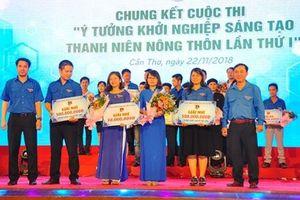 Nguyễn Anh Thy đoạt giải Nhì cuộc thi khởi nghiệp thanh niên nông thôn