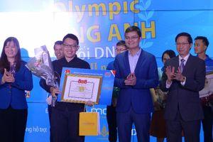 7 nghìn thí sinh tham gia cuộc thi Olympic tiếng Anh Đoàn Thanh niên Khối Doanh nghiệp Trung ương