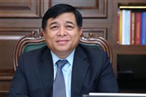 Bộ trưởng Nguyễn Chí Dũng phát biểu tại Hội nghị Đổi mới, nâng cao hiệu quả hoạt động của DNNN, trọng tâm là các Tập đoàn, Tổng công ty