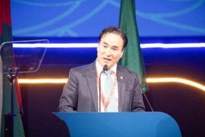 Tân Chủ tịch Interpol là người Hàn Quốc