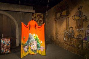 Hiểu thêm về lịch sử áo dài qua 'Không gian Di sản văn hóa Việt Nam 2018'