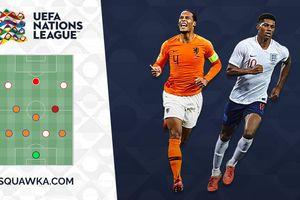 Đội hình kết hợp lý tưởng giữa 4 ĐTQG lọt vào bán kết UEFA Nations League